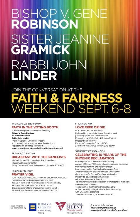 Jeanine Gramick | No Longer Silent